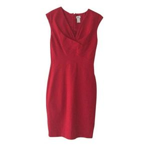 Cache Red Dress size 8